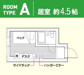 ROOM TYPE A